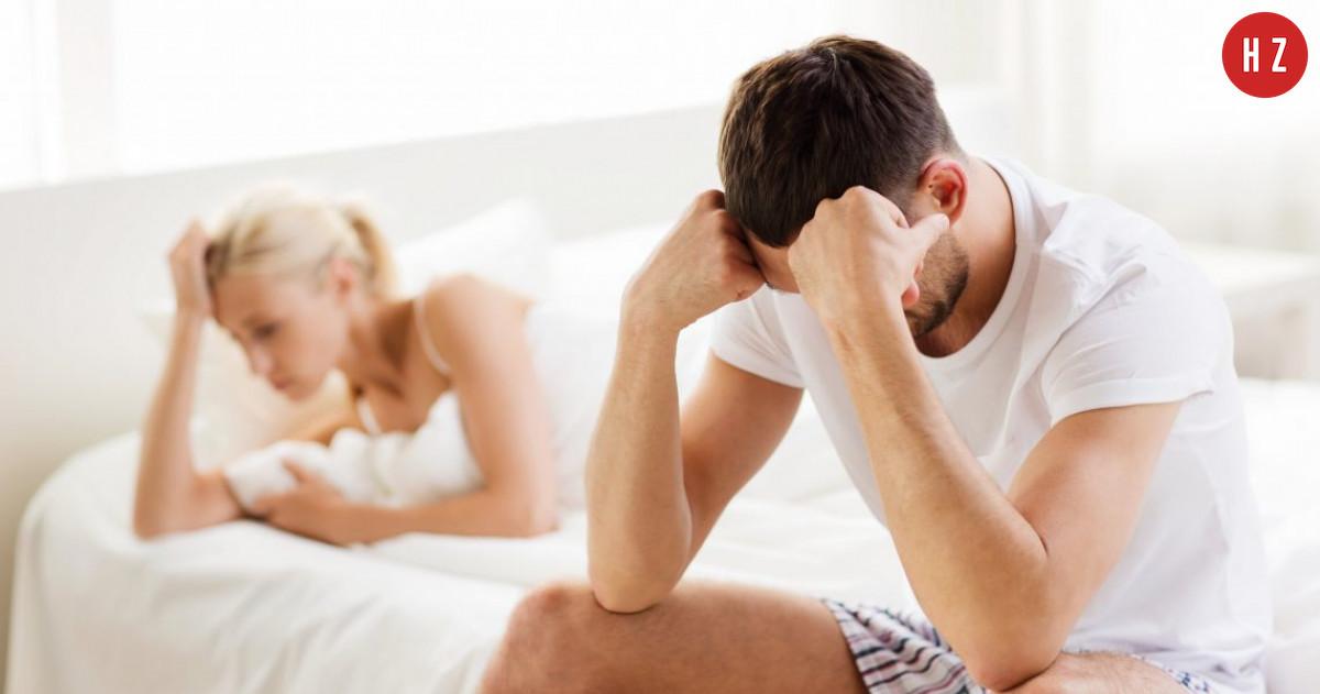 objawy impotencji u mężczyzn
