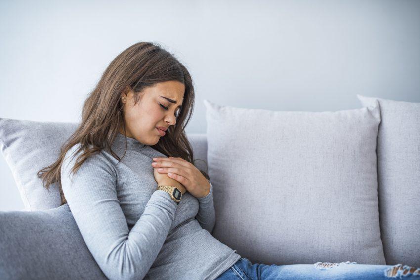 Zgaga - objawy, przyczyny, leczenie