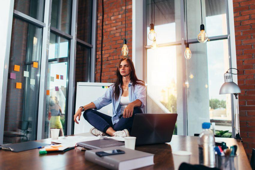 Stres w pracy - jak się go pozbyć?