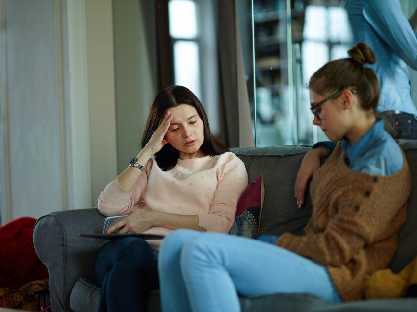 rozmowy kobiet