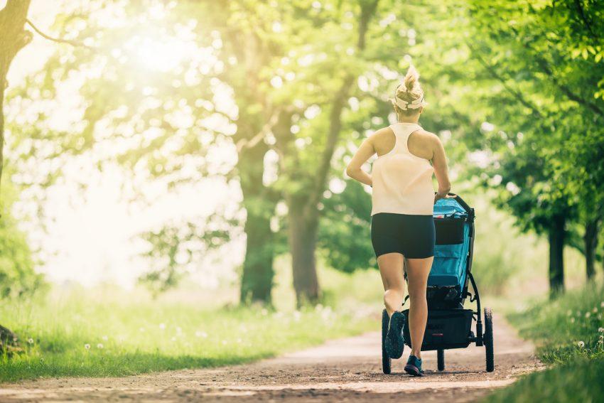 Jak wrócić do biegania po ciąży?