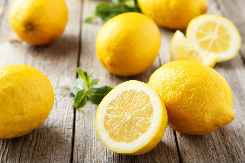 Przepis na deser cytrynowy
