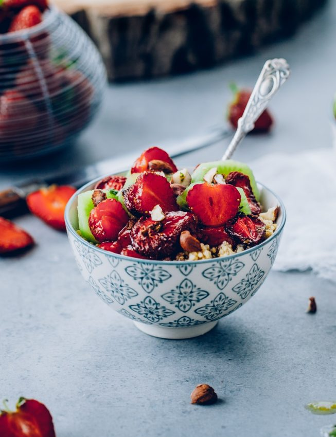 kokosowa quinoa