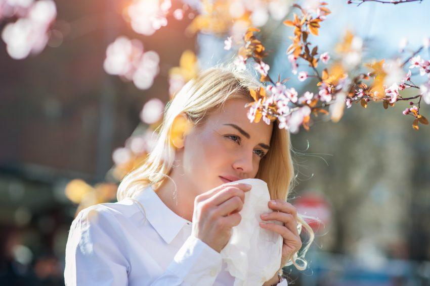 Sposoby na alergiczny nieżyt nosa