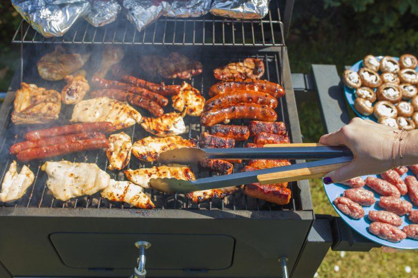 8 niezawodnych sposobów na niezdrowego grilla