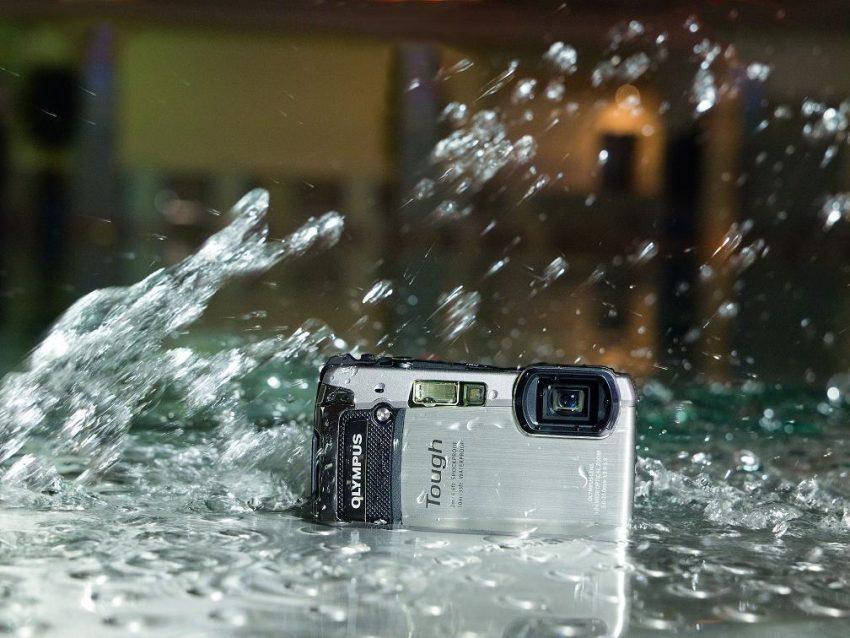 Fotoaparat odporny (prawie) na wszystko