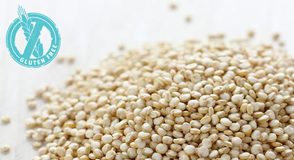 Akcja bez glutenu: komosa ryżowa