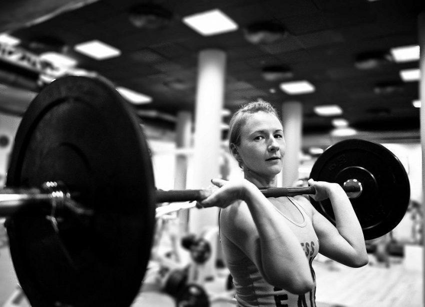 Dziewczyno, nie bój się siłowni!