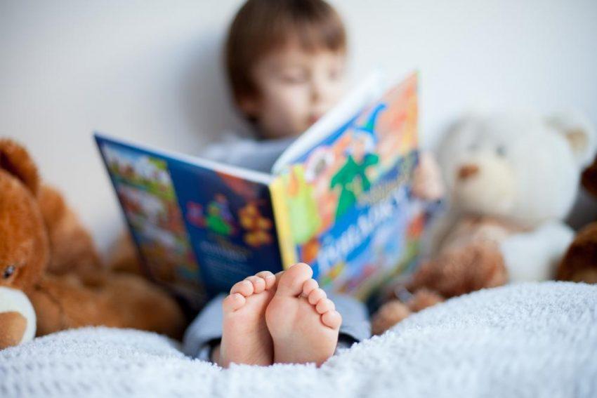 Czytajmy dzieciom! Nie tylko najmłodszym