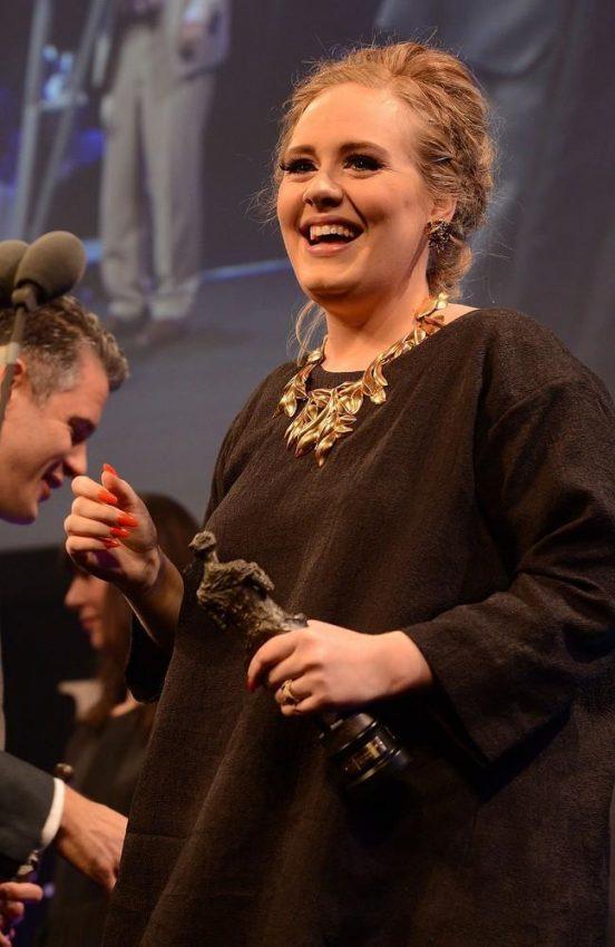 Lily Allen i Adele - śpiewająco w ciąży