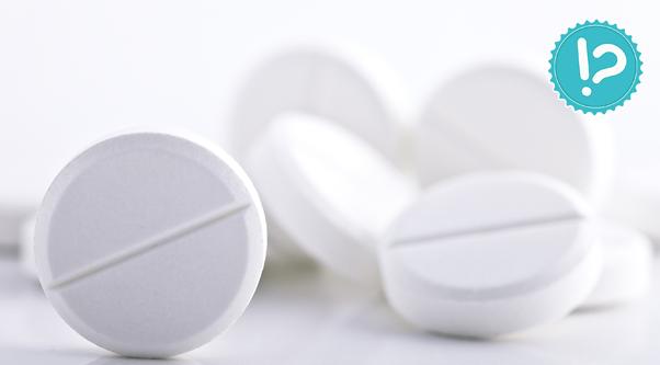 Fakty i mity: Aspiryna zapobiega zawałowi serca