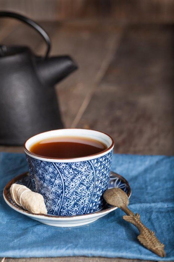 Rak jajnika – czarna herbata profilaktycznie
