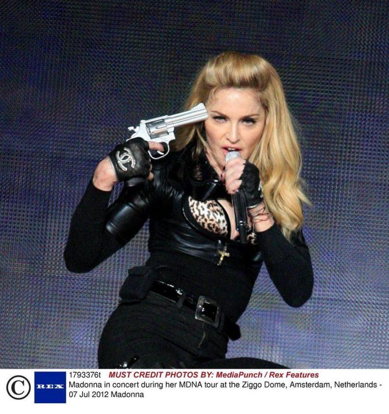 Madonna, jej obsesyjki i natręctwa