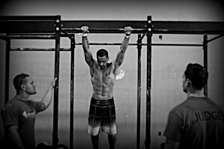 CrossFit – trening mistrzów