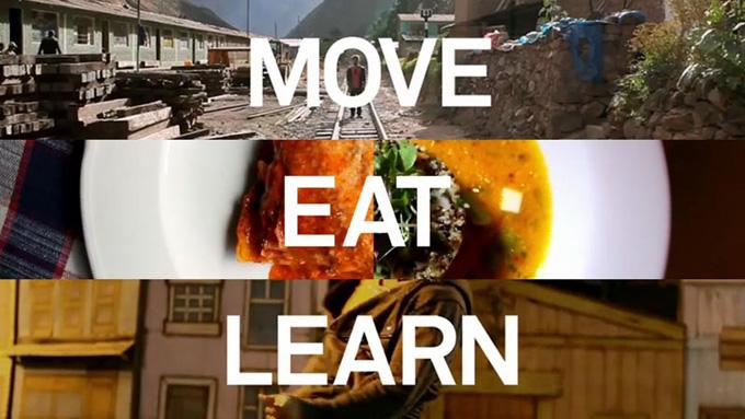 Zajawka dnia - Move, Eat, Learn