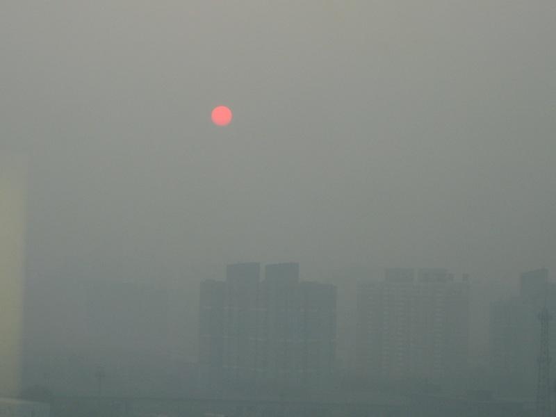 W domu palacza jak w Pekinie