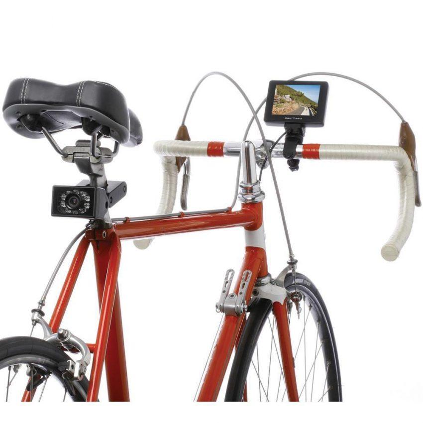 Lusterko wsteczne do roweru