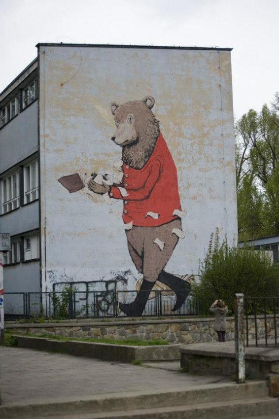 Wrocławski szlak muralowy
