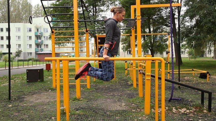 Trening Street Workout