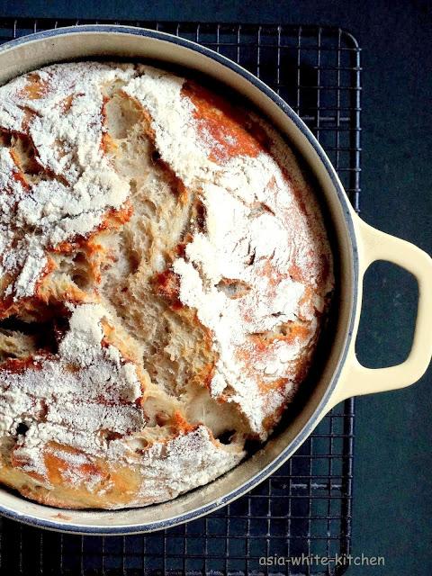 przepis na piwny chleb_asia white kitchen