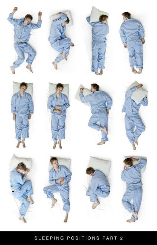 Ćwicz i... śpij dobrze!
