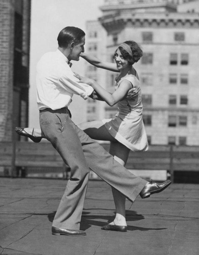 Taniec na inteligencję