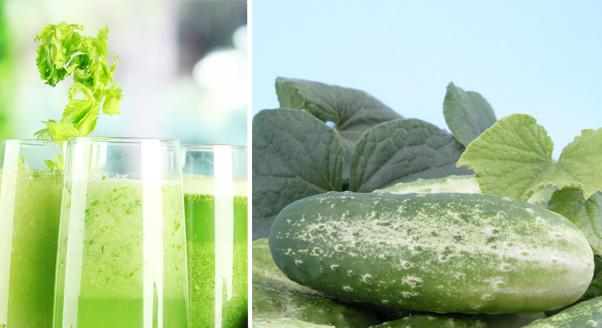 Zielone koktajle – zdrowy trend na lato