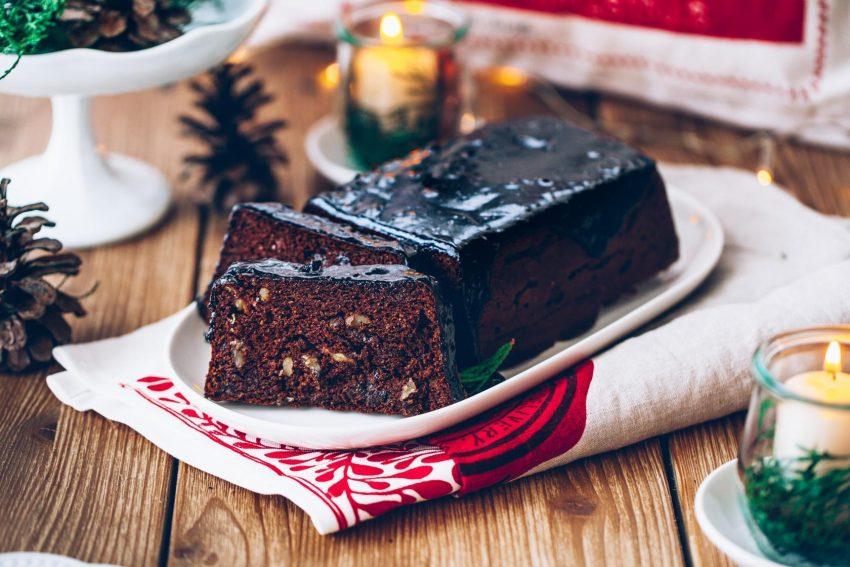 Świąteczny piernik – bez glutenu, bez cukru!