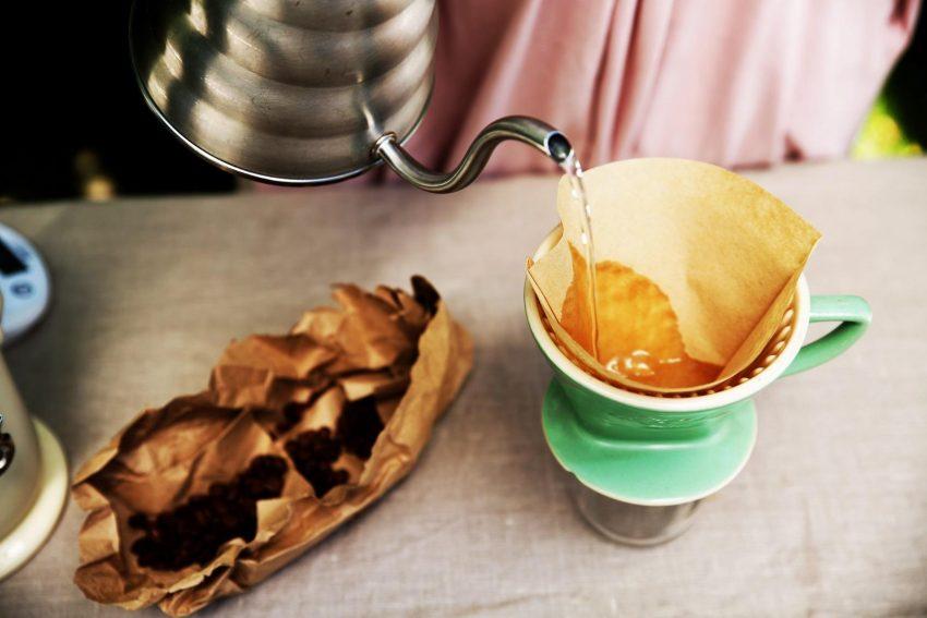 Przewodnik dla kawoszy: drip