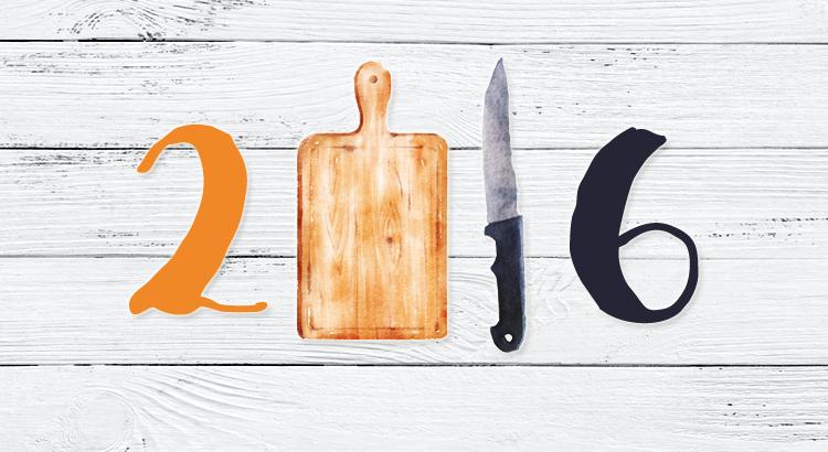 Kulinarne trendy 2016 – wiemy, co będzie na topie!