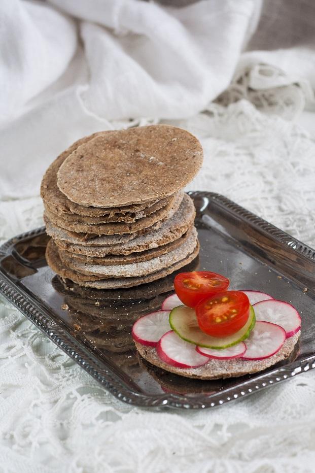 Akcja bez glutenu: mąka gryczana