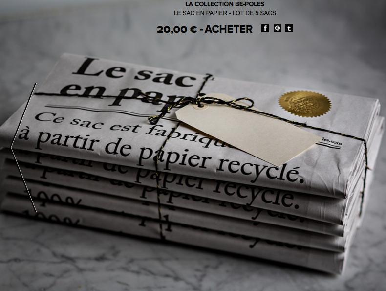 Papierowe torby i ich nowe życie
