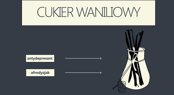 Cukier waniliowy – czy na pewno jest z wanilii?