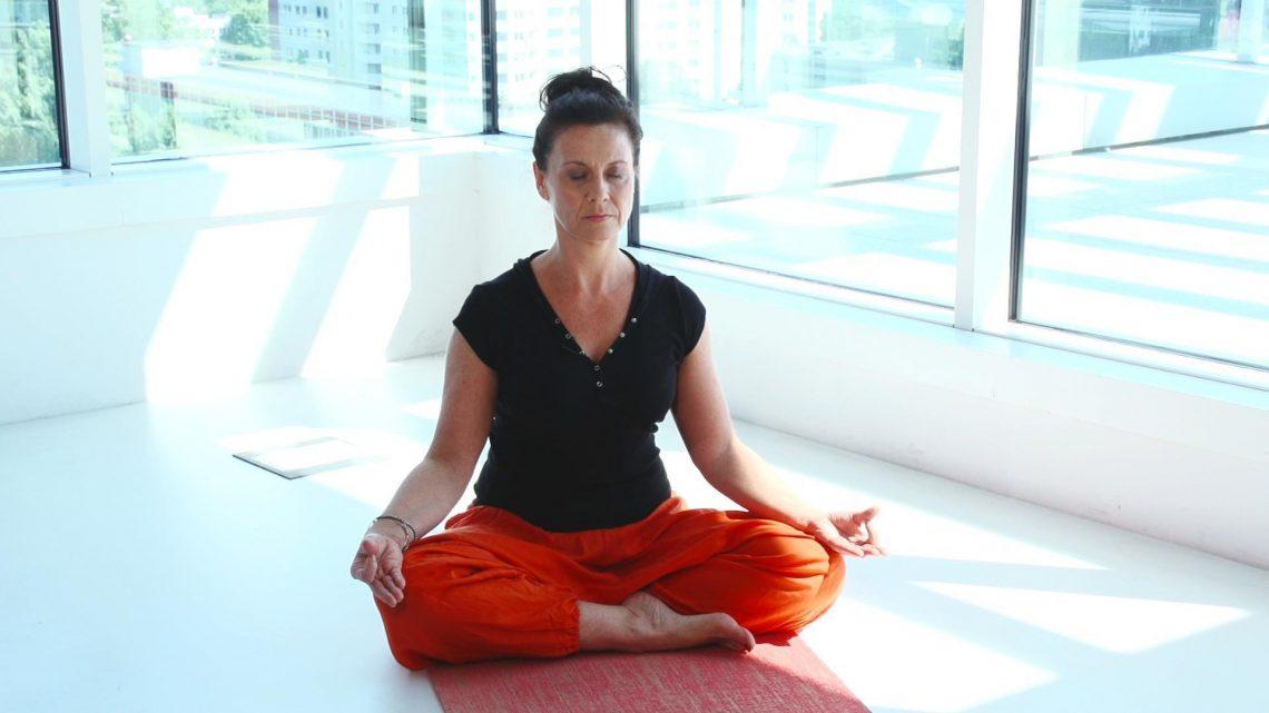 Zrelaksuj się z jogą