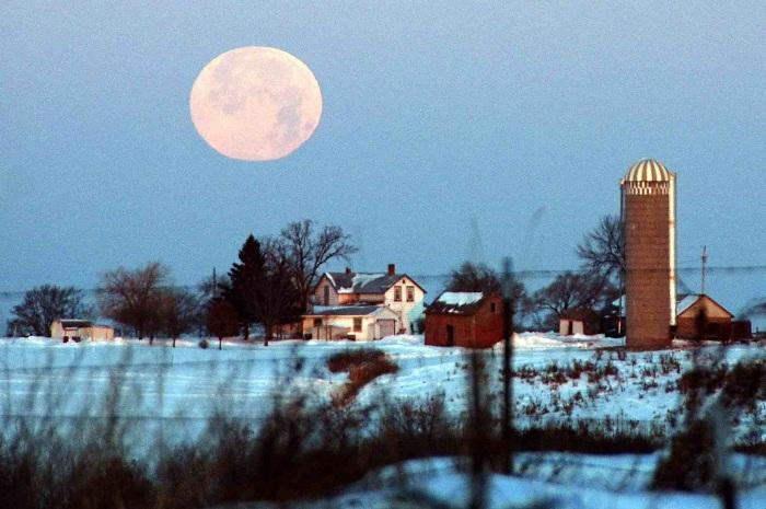 Bezsenność w... pełni Księżyca