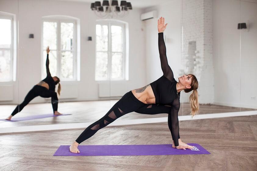 cwiczenia poprawiajace balans