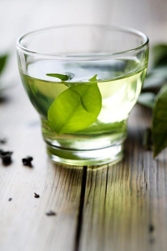 Zielona herbata - lepiej nie przesadź!