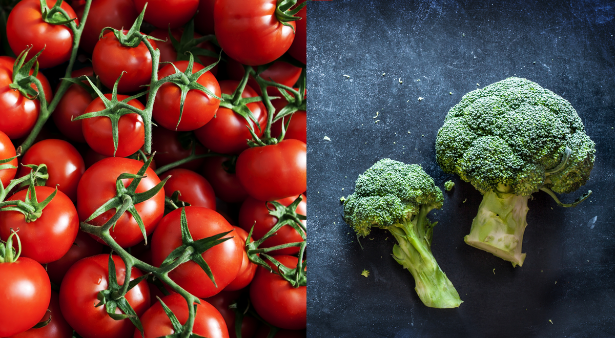 10 superfoods, które lepiej działają w parze