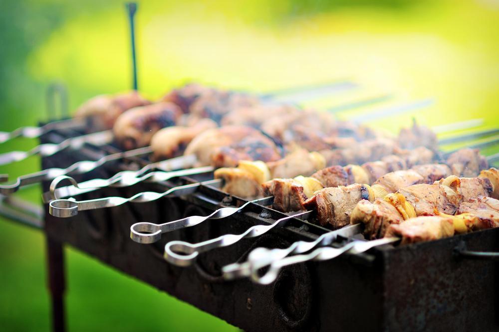 5 zasad bezpiecznego grillowania