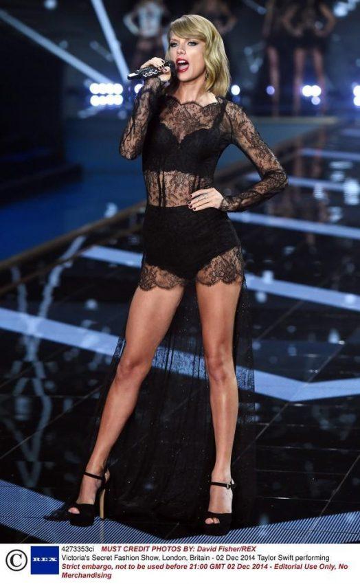 Taylor Swift - prawie jak aniołek.