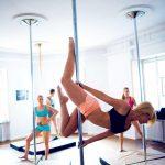 Pole dance, czyli siłownia na rurce