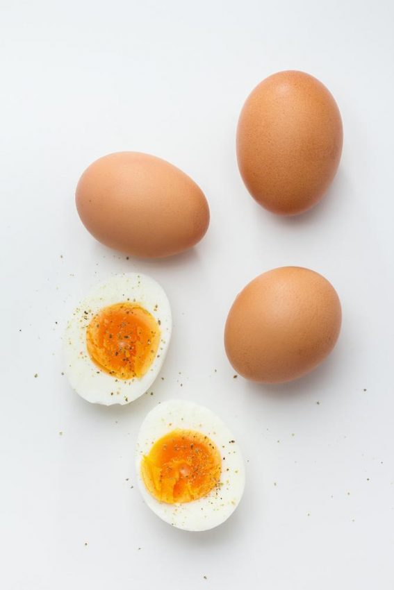 Białko na śniadanie - sprawniejsze odchudzanie