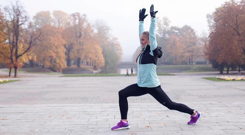 5 ćwiczeń, które każdy biegacz musi znać