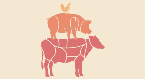 Mięso szczęścia
