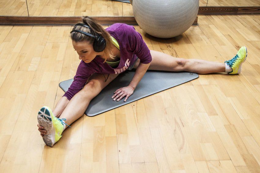 Rozciąganie po treningu