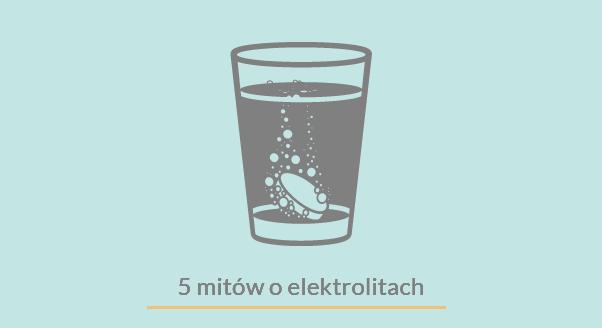 Upały! Obalamy 5 mitów o elektrolitach