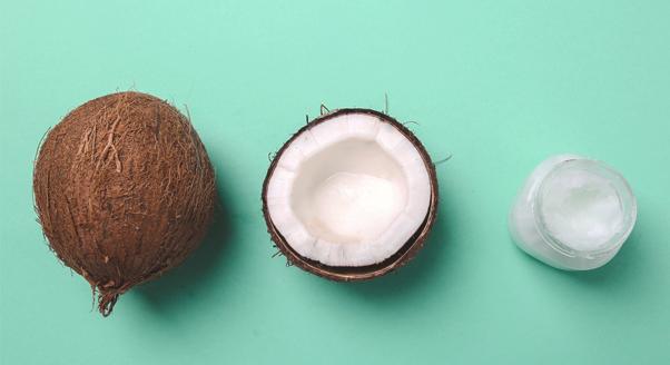 Olej kokosowy - zdrowy tłuszcz