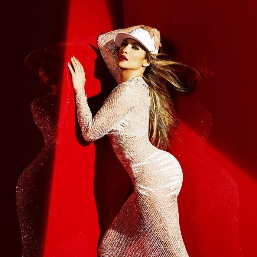 Nicki Minaj vs Jennifer Lopez - pojedynek na pośladki