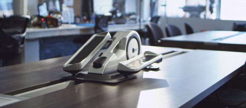 Cubii: trenuj pod biurkiem