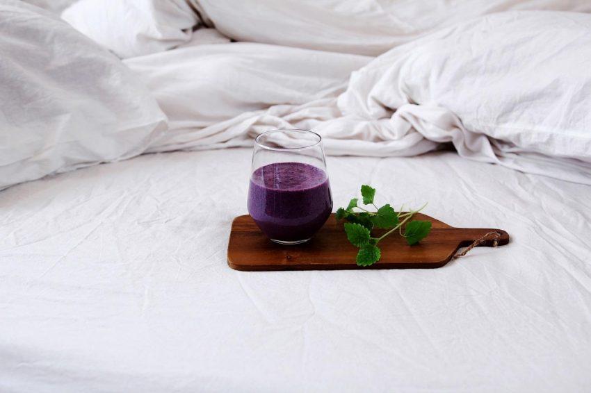 Miksujemy: koktajl na dobry sen